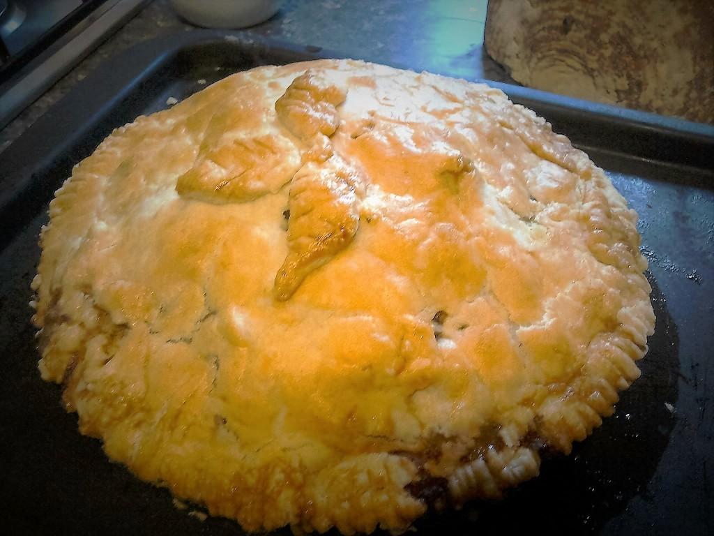 Lancashire Meat And Potato Pie Oohlaloire